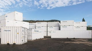 Tips for Buying a New or Used Shipping Container