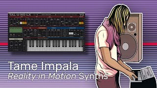 Tame Impala - Reality in Motion (Instrumental Synth Remake)