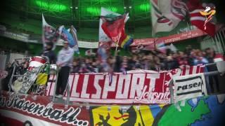 Rb leipzig vs. borussia mönchengladbach - away support @ stadion im borussia-park (19.02.2017)