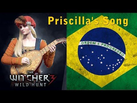 The Witcher 3 - Priscilla