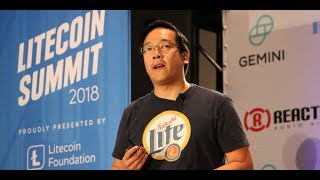 Charlie Lee's Keynote at the 2018 Litecoin Summit