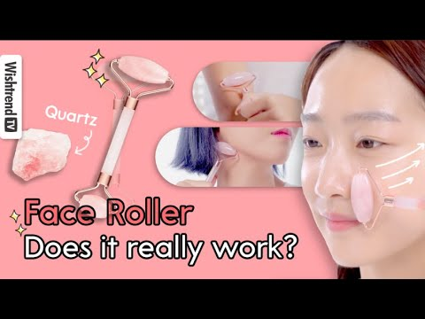 How to Use Rose Quartz Face Roller & Benefits | Secrets for Slim + Youthful Face