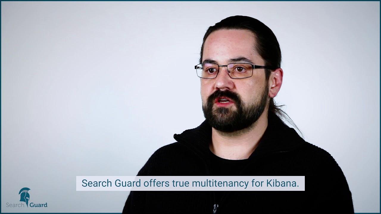 Search Guard - Kibana Multitenancy