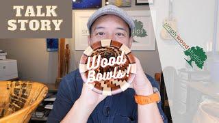 Let's Talk Story about Hawaiian Wood Bowls