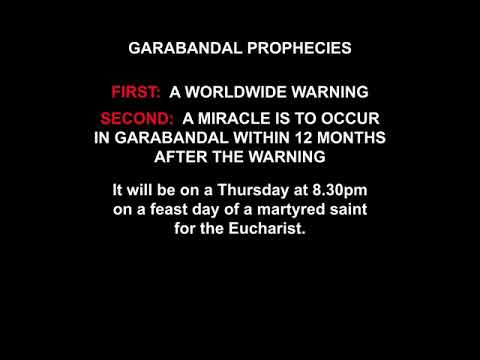 Garabandal Prophezeiung