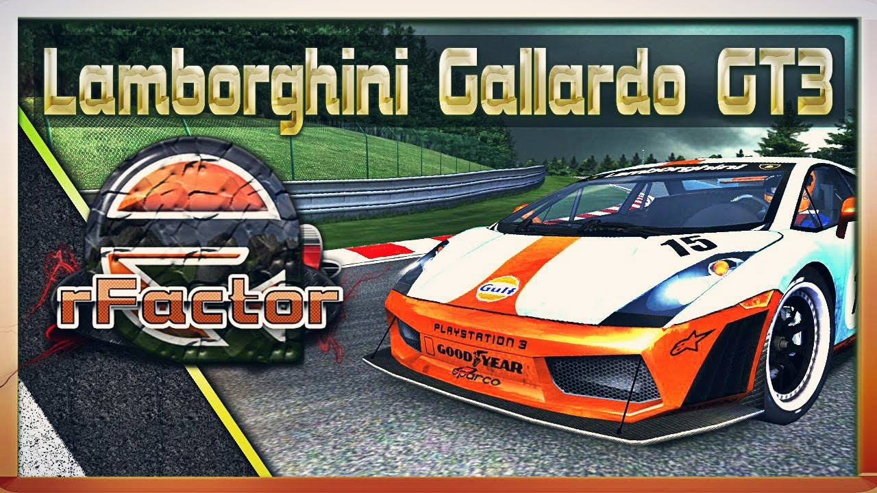 Steam Community :: Video :: Lamborghini Gallardo GT3 - RTP