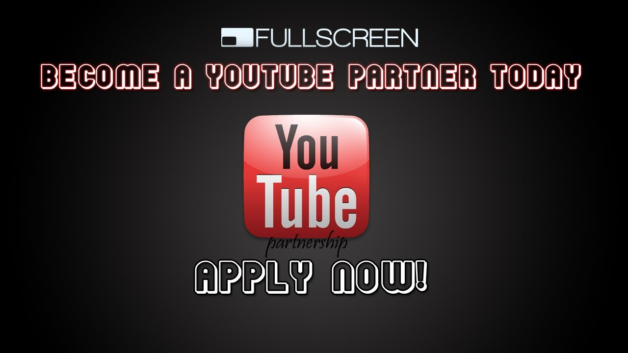 how to become a youtube partner fast