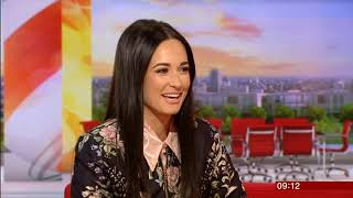 Kacey Musgraves  me and Prince Harry Golden Hour interview HD