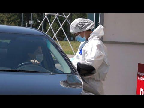 Kazakhstan imposes 'second wave' of restrictions as coronavirus surges | AFP
