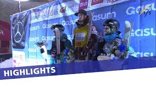 Kingsbury rewrites history in Ruka with historic 8th straight win in Moguls | Highlights