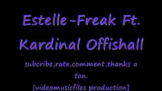 Estelle Ft Kardinal Offishall-Freak