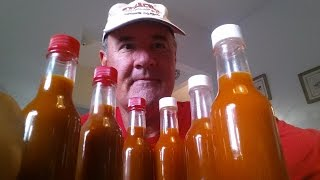 MAKING TABASCO SAUCE IN FORTY DAYS