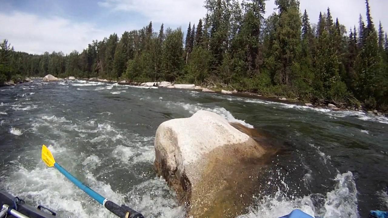 The rock garden lake creek alaska youtube for Alaska out of state fishing license