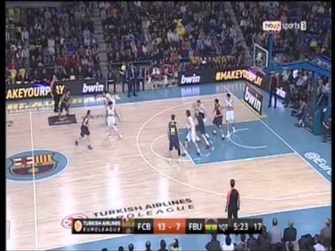 basket teams euroleague 2013 14 Barcelona VsFener pick 01final