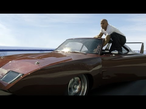 Fast & Furious 6 - Final Trailer Travel Video
