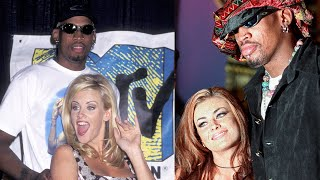 Dennis Rodman's Wild Dating History: From Madonna to Carmen Electra