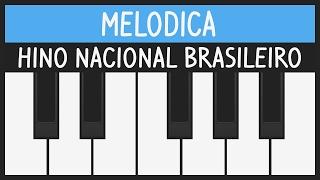Baixar Hino Nacional Brasileiro - Escaleta - Brazilian Anthem - Melodica Tutorial - YOUCANPLAYIT.COM