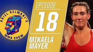 Mikaela Mayer aims to become