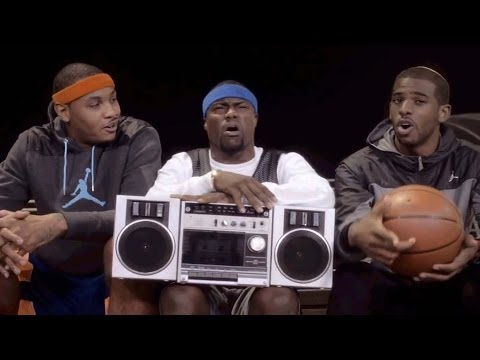 """""""I Wish i Was a Baller"""" by Kevin Hart - RIDE ALONG Viral Video"""
