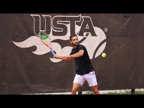 USTA National Campus: Noah Rubin Roland-Garros Wild Card Interview