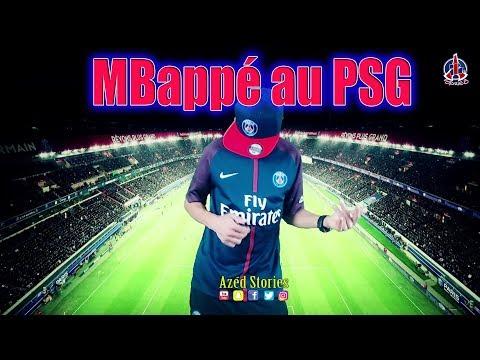 MAGIC SYSTEM Remix MBAPPÉ au PSG -Azéd Stories