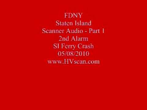 Fdny Staten Island Scanner