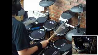 Misfits - Saturday Night (Drum Cover - Franki Bio)