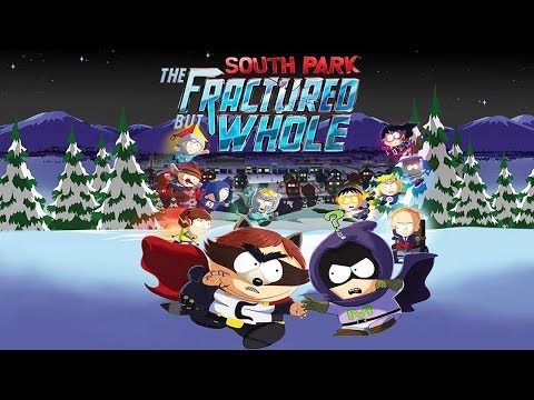 South Park: The Fractured But Whole All Cutscenes (Game Movie) Full Story PS4 PRO 1080p