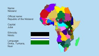 Download Lets Redraw the Borders of Africa! Mp3 and Videos