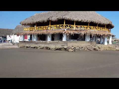 Playa Las Tunas - La Union El Salvador 2017