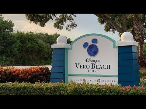 Disney's Vero Beach Resort | Resort & Room Tour