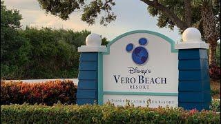 Disney's Vero Beach Resort | Resort & Room Tour