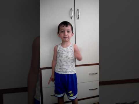 Тамаев Арсен 4 года