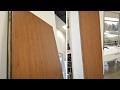 Vertical (Doors - Walls) Peel and Stick Application - Peelstix by Dackor