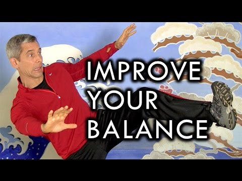 How to Improve Your Balance for Martial Arts from YouTube · Duration:  4 minutes 6 seconds