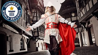 Assassin's Creed Speedrunner - Guinness World Records