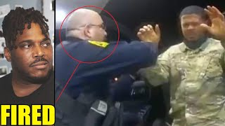 THEY TRIED TO COVER IT UP! | Virginia Cops pull over an army officer.