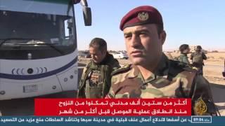 صعوبات تواجه تقدم الجيش العراقي في الموصل