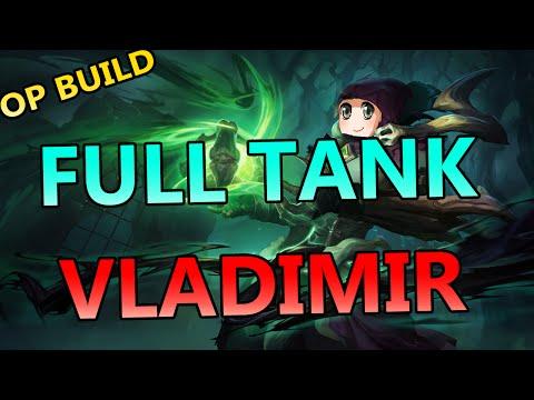 Full Tank Vladimir Top - Full Gameplay Commentary