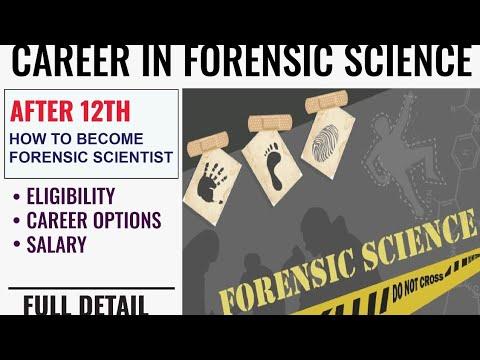 Samantha Trinquet Bsc Hons Forensic Science Undergraduate Internship Opportunities Youtube