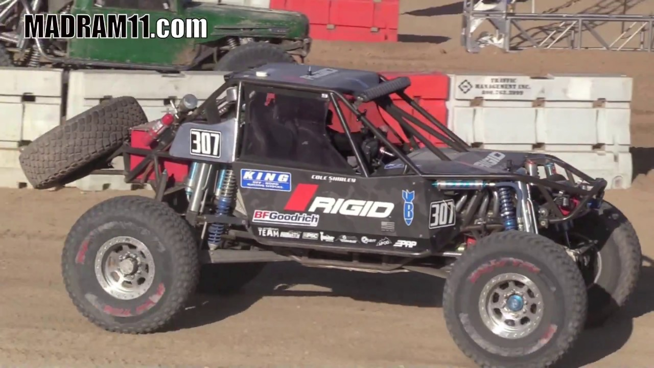 MIKE SLAWSON SETS THE FASTEST TIME IN THE LCQ AT KING OF THE HAMMERS 2018