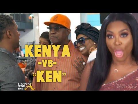 "RHOA Season 12 Episode 15 | Kenya vs ""KEN"" | LIVE REVIEW"