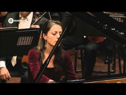 Liszt: Piano Concerto No.1 - Sophiko Simsive - Finale YPF Piano Competition 2015
