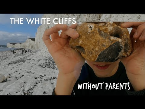 THE WHITE CLIFFS WITHOUT PARENTS!  Traveling Family of 11