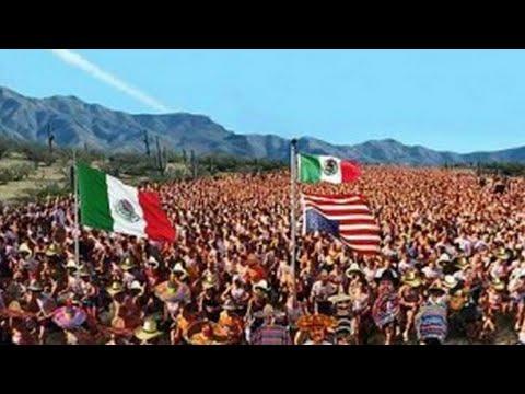 Illegal Immigrant Caravan Makes It To U.s. Border