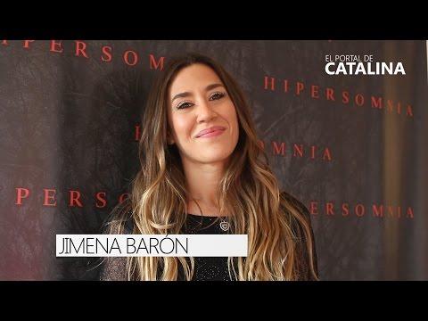 Jimena Barón habla de