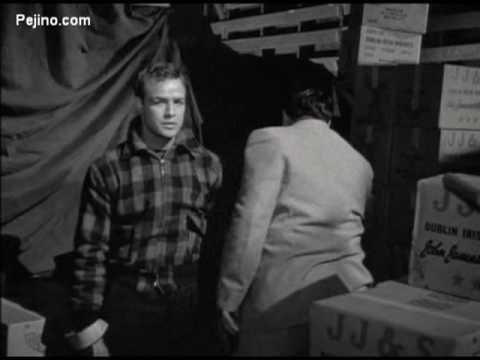 La ley del silencio - Elia Kazan - 1954