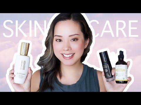 LUXURY SKINCARE ROUTINE AUGUST 2017