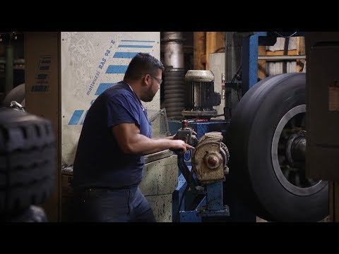 Tire Recappers Recycled Rubber Tires Nashville Family Business