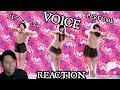 Perfume 「VOICE」   REACTION